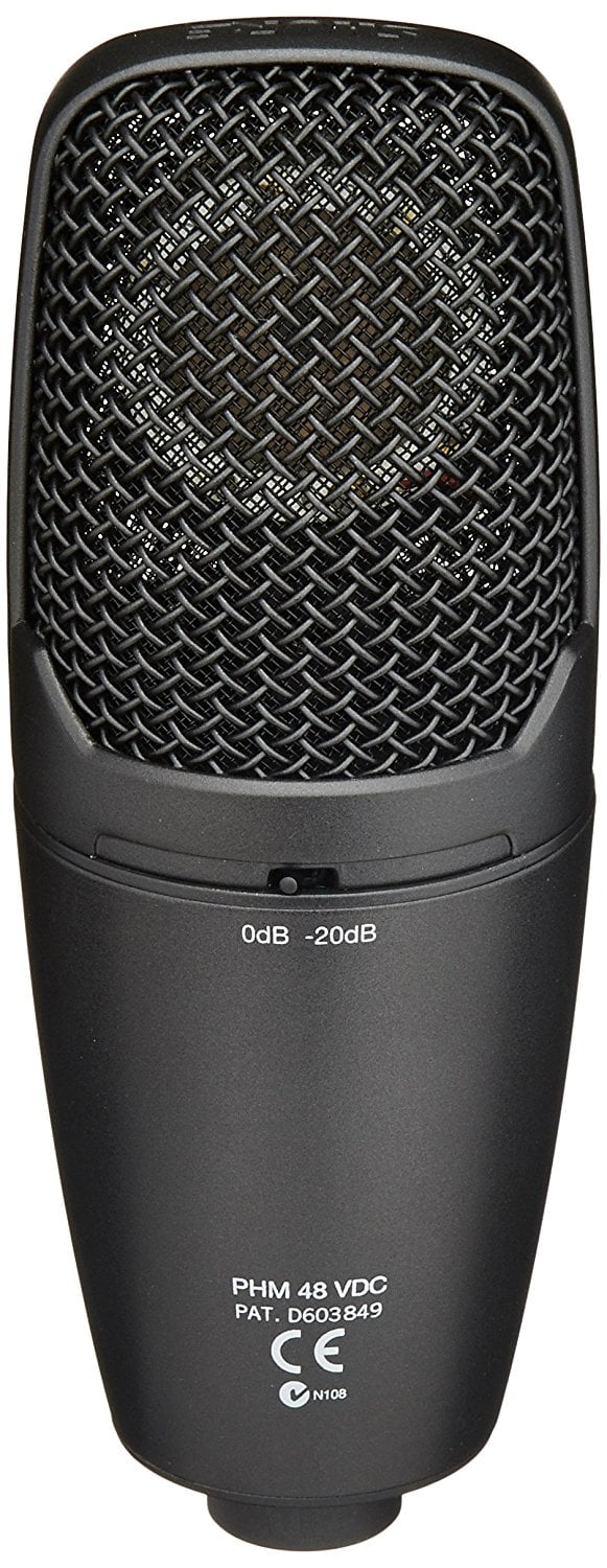 best condenser mic under 200 for vocals