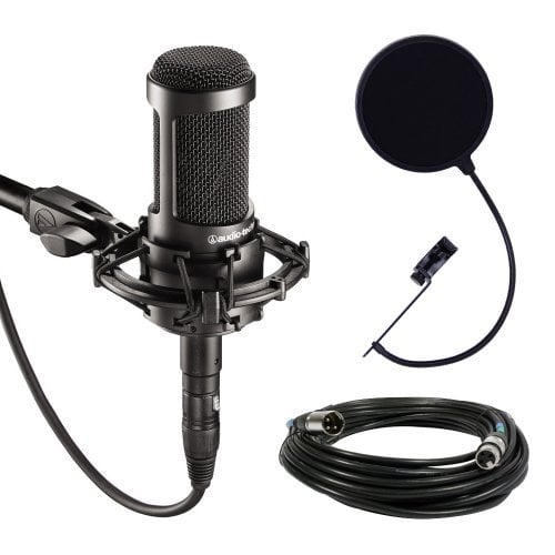 best condenser mic for streaming