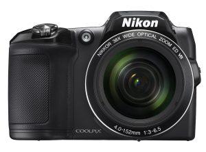 Nikon vlogging camera
