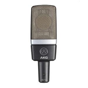 AKG Pro Audio C214 review