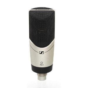Sennheiser Large-Diaphragm, Microphone Review