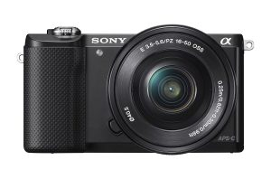 Sony a5000 for vlogging