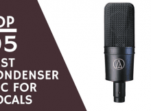 best condenser mic for vocals