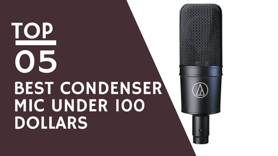 Top 5 Best Selling Condenser Mic Under 100 Dollars in 2018