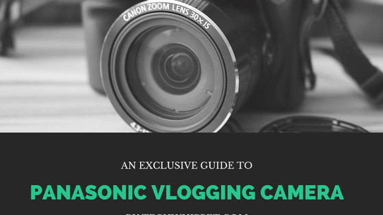 panasonic vlogging camera