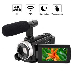 Best Camcorders Under 200 to 250 of 2020 - Reviews & Top Picks 6