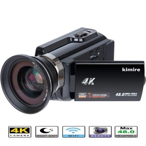 Best Camcorders Under 200 to 250 of 2020 - Reviews & Top Picks 5