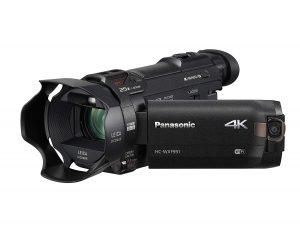 Panasonic HC-wxf991k baseball camcorder