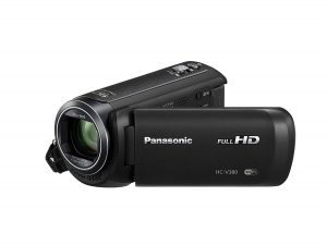 Panasonic hc-v380k full hd camcorder
