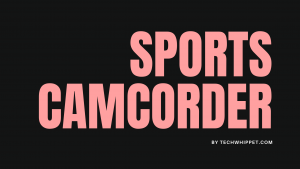 SPORTS CAMCORDER