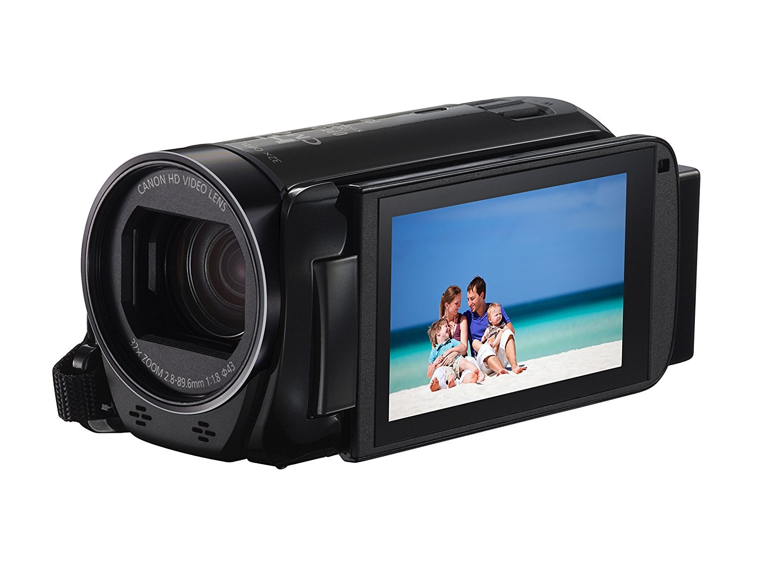 Canon Vixia hf r70 Review – The Beast of Video Recording