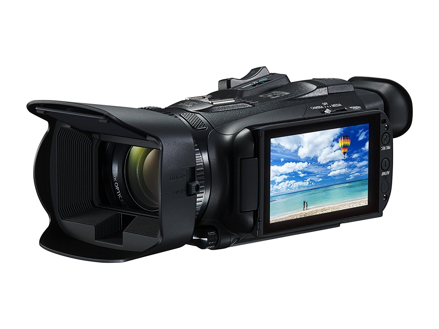 Canon Vixia HF G40 Full HD Camcorder Review