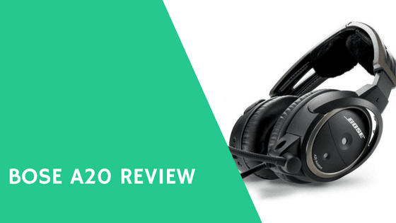 bose a20 review