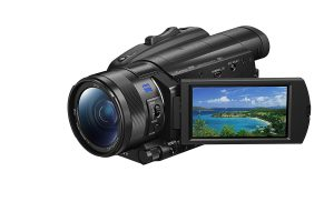 Which Sony camcorder is the best? Sony 4k camcorder review 2
