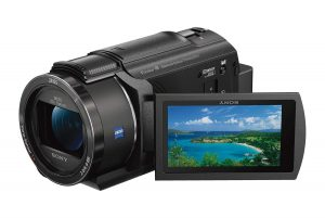 sony FDR-AX40 4K ultra HD Camcorder