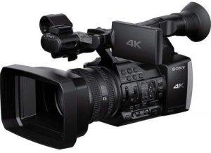 Sony FDR-AX1E 4K Camcorder