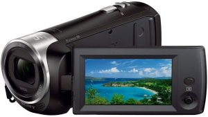 Sony HDR-CX240/B Camcorder review