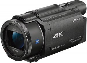 Sony fdr ax 53 review