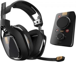 1. ASTRO Gaming A40 TR gaming headset