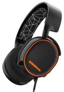 SteelSeriesArctis 5 RGB illuminated Gaming Headset