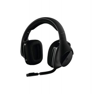 Logitech G533 Wireless Gaming Headset – DTS 7.1