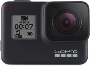 GoPro HERO7 Black for vlogging
