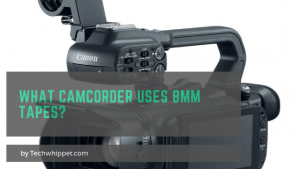 What Camcorder Uses 8mm tapes