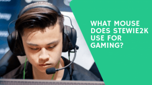 What Mouse Does Stewie2k Use for Gaming