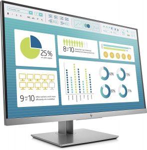 HP EliteDisplay E273 27-inch Screen LED-Lit Monitor