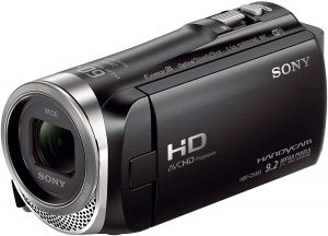 Sony HDRCX455/B Full HD 8GB Camcorder Review