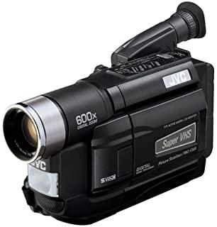 JVC GR-AX760U VHS-C Compact Camcorder