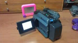 Panasonic PV-L551 VHS-C Camcorder